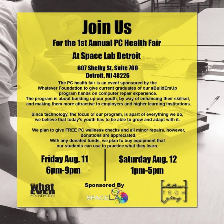 PC Health Fair 2017