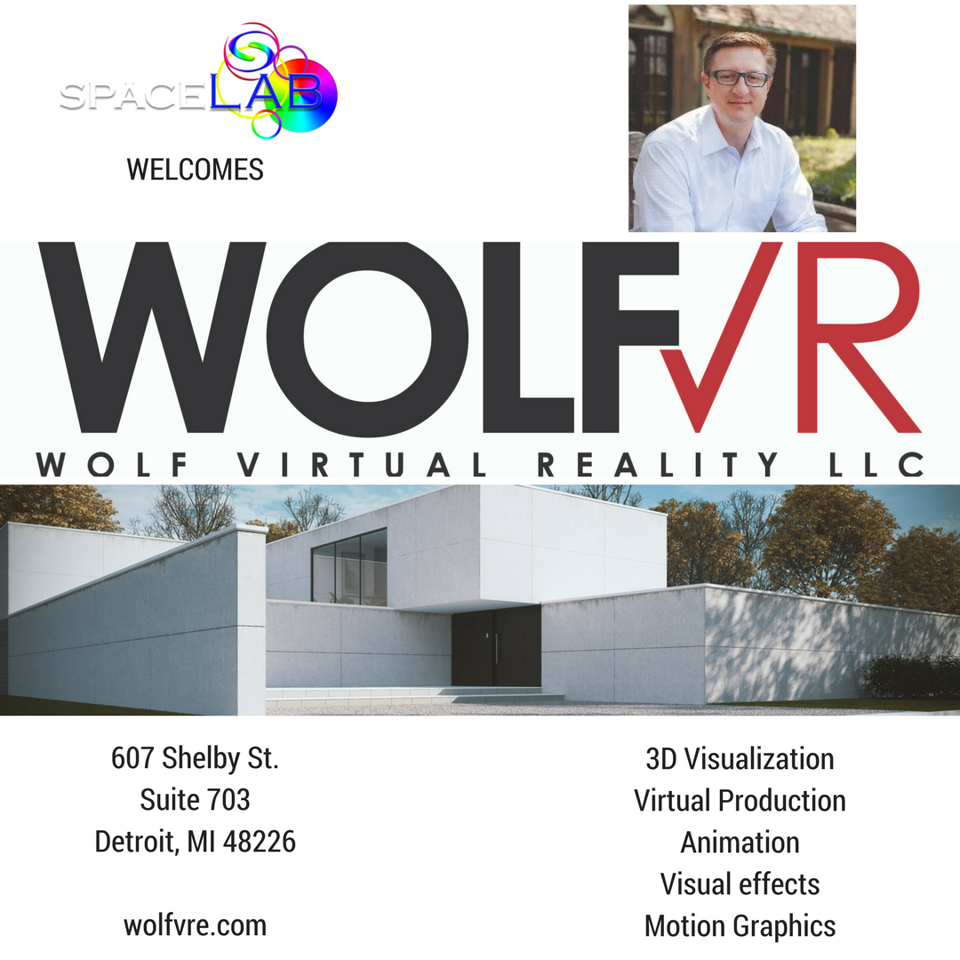 WELCOMES Wolf VR