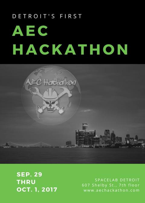 AEC Hackathon - Detroit 2017-1