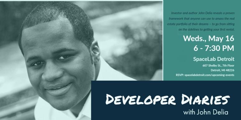 Developer Diaries-John Delia