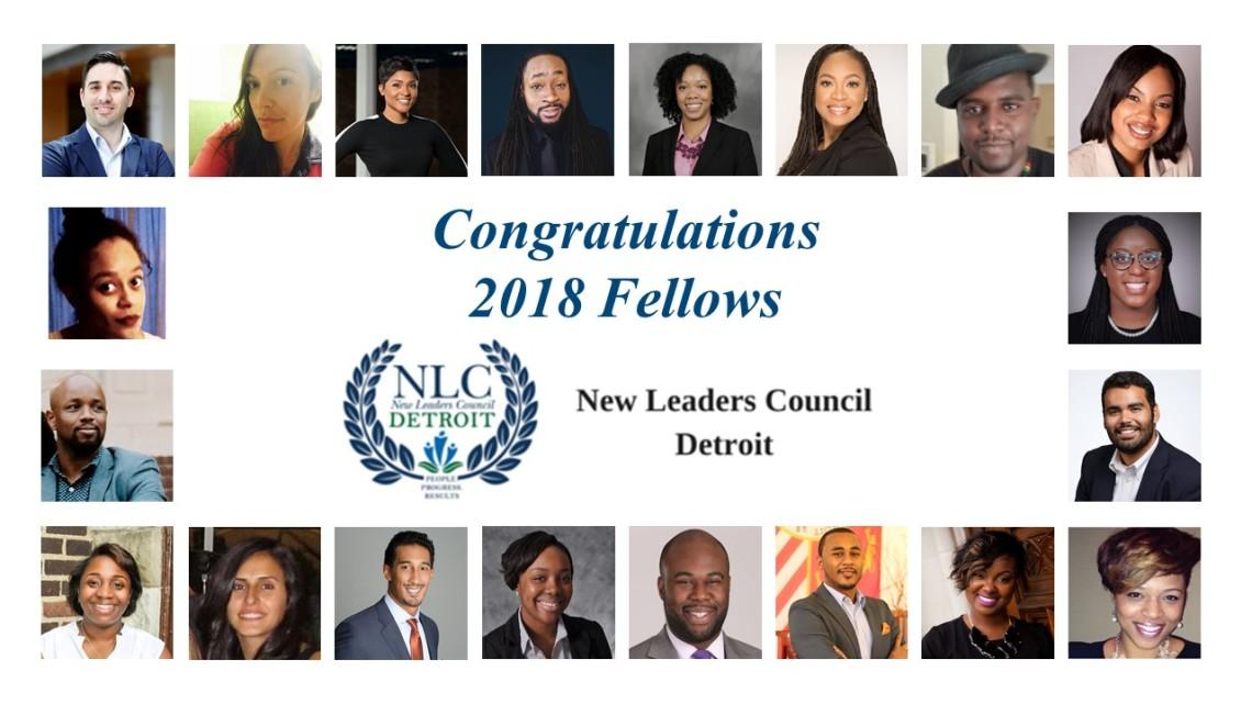 NLC 2018 cohort