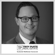Real estate brokerage and investing. https://www.troypuste.com/