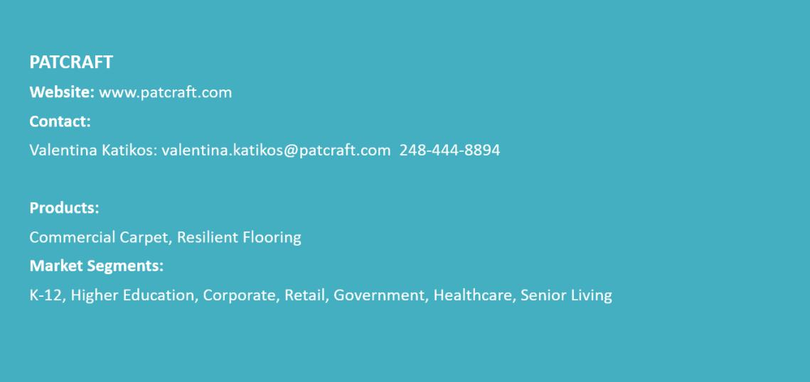 Patcraft - web listing